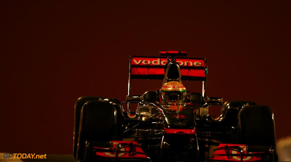 McLaren mikt op vliegende start in 2012 om titelhonger te stillen