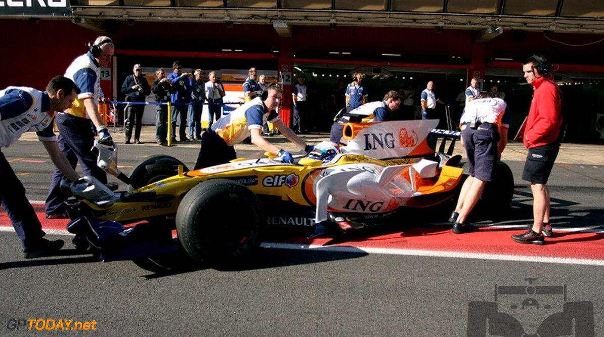 "Briatore: ""Renault terug op topniveau"""