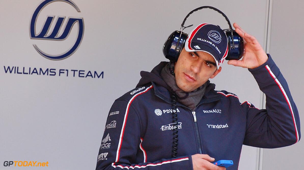 """Maldonado kijkt met schuin oog naar de titel: """"Alles is mogelijk"""""""