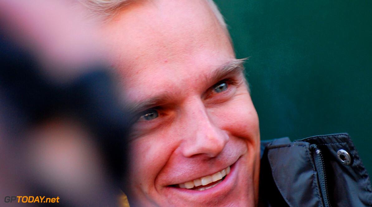 """Kovalainen positief verrast: """"Achterkant CT01 is meer stabiel"""""""