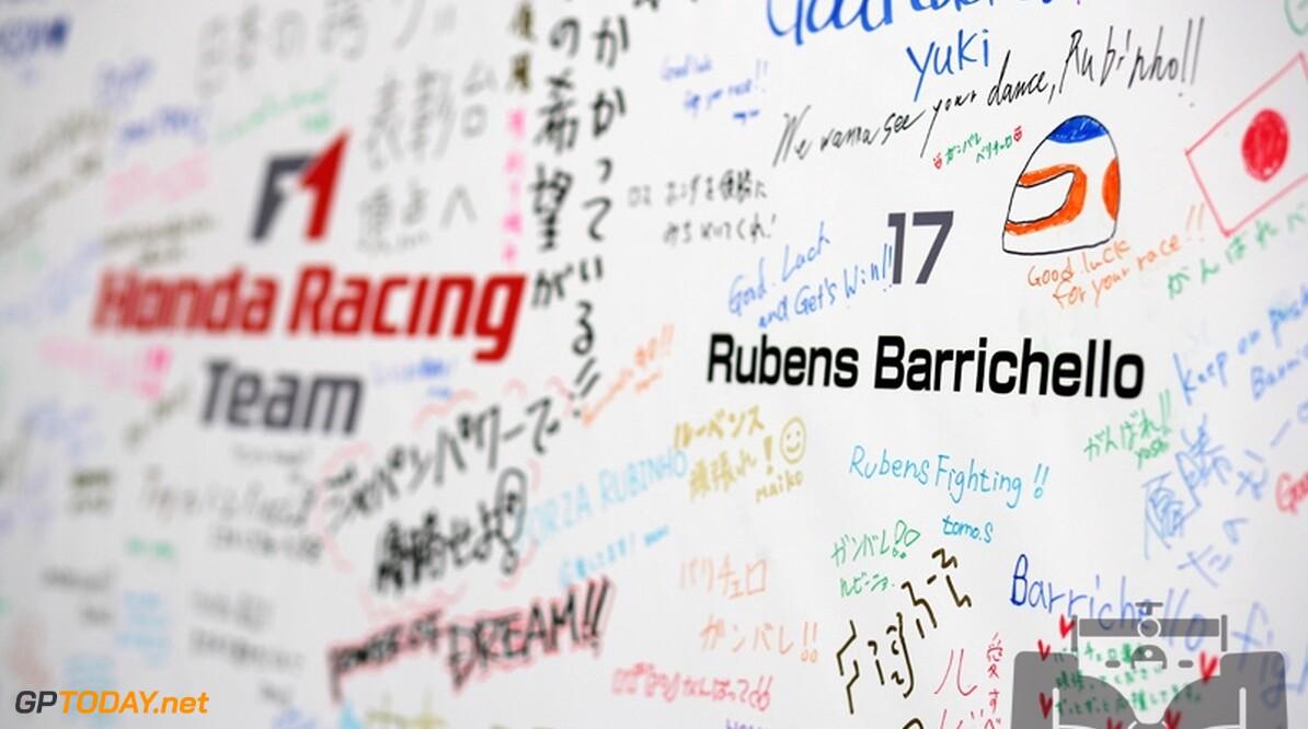 Rubens Barrichello zet zinnen op tweede kwalificatiedeel