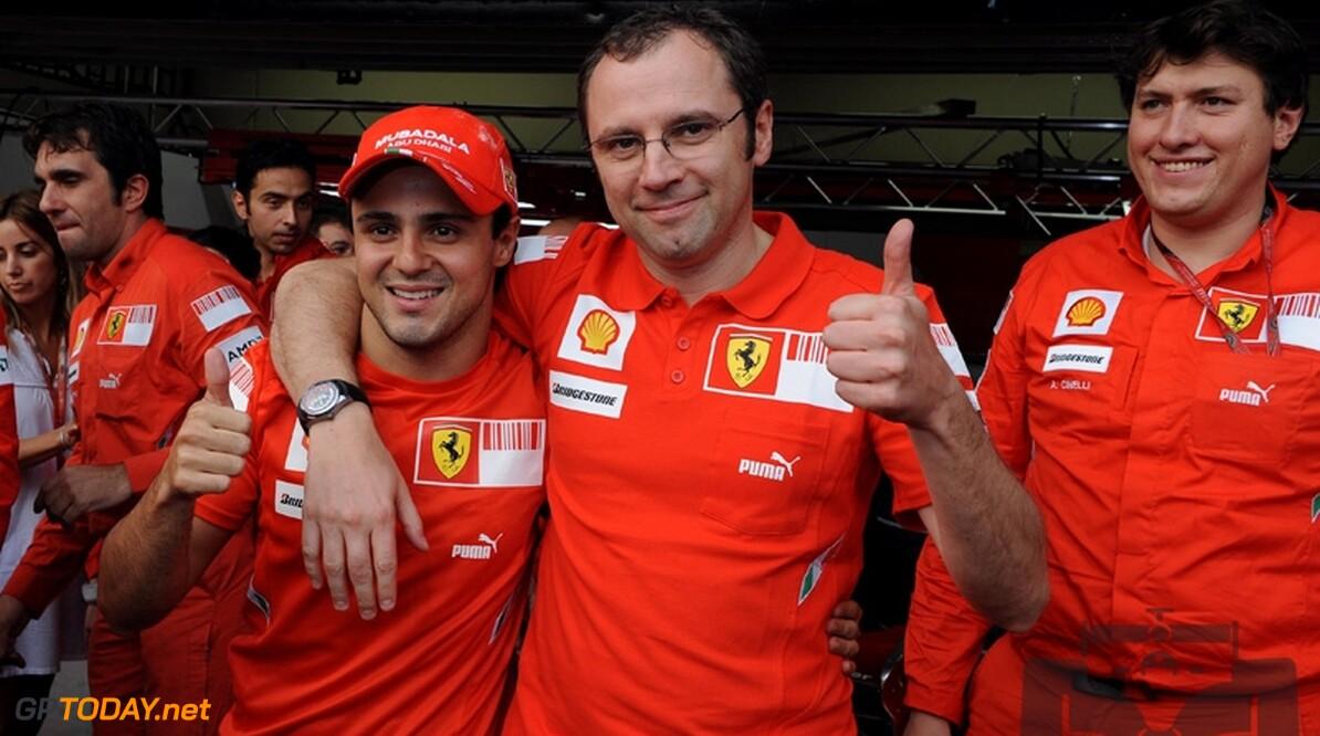 """Ferrari: """"Massa is een volwassen en geweldige coureur geworden"""""""