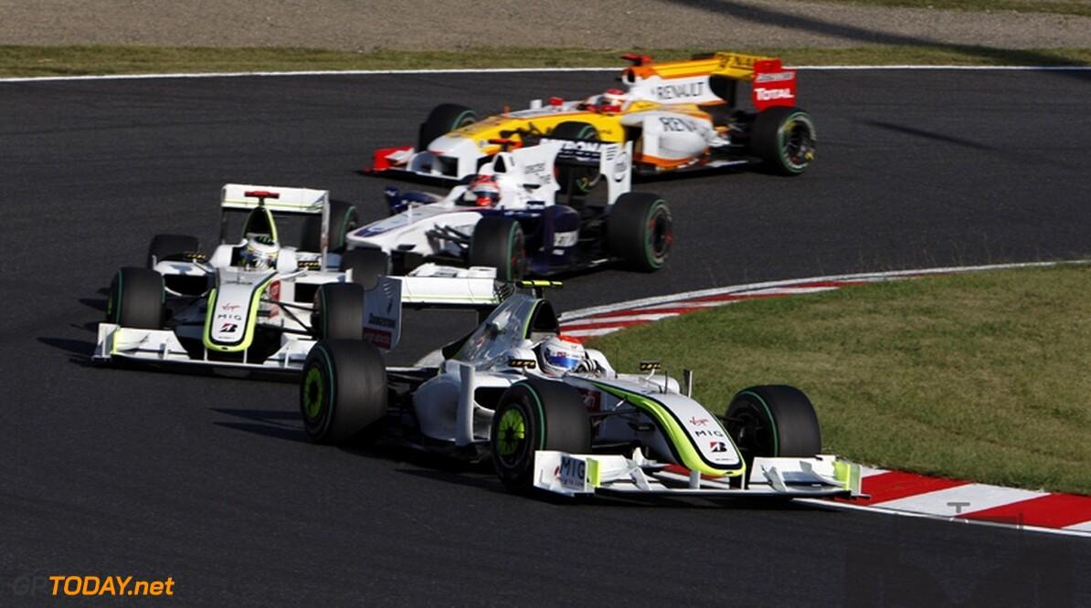 Cervejaria Petropolis breidt eenmalige sponsoring Brawn GP uit