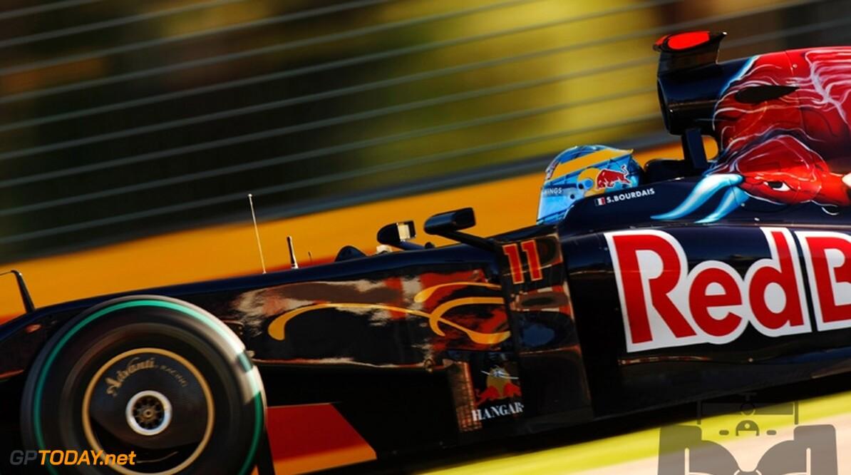 Officieel: Scuderia Toro Rosso zet Bourdais op straat