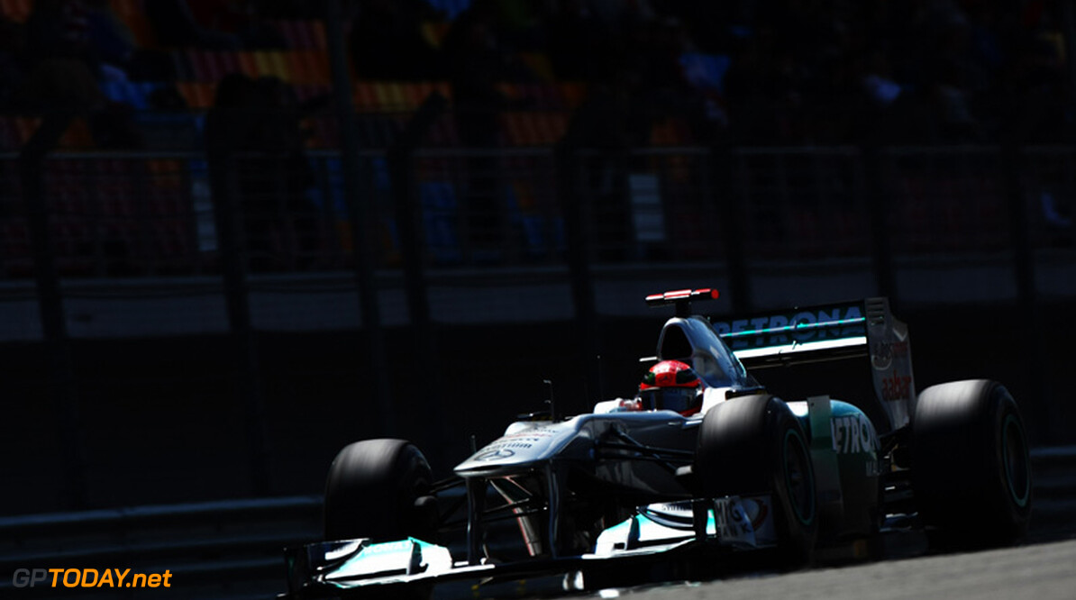 """Herbert: """"Het zou mij verbazen als Schumacher na 2011 door gaat"""""""