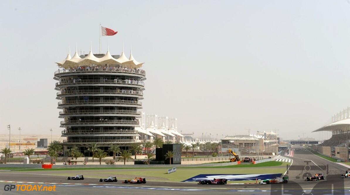 <b>Officieel:</b> Grand Prix van Bahrein gecancelled