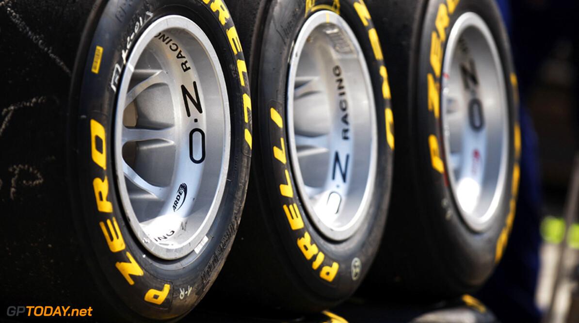 Button, Hamilton en Webber missen eerste test met Pirelli