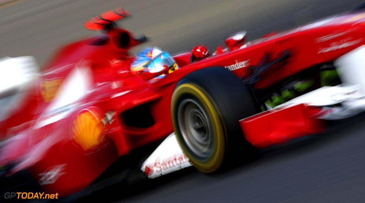 Alonso niet verbaasd over gebrek aan snelheid