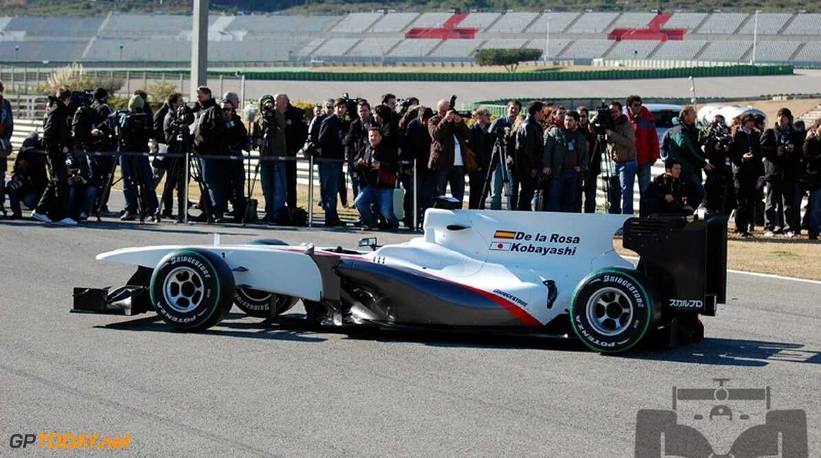 Sauber presenteert C30 op 31 januari in Valencia