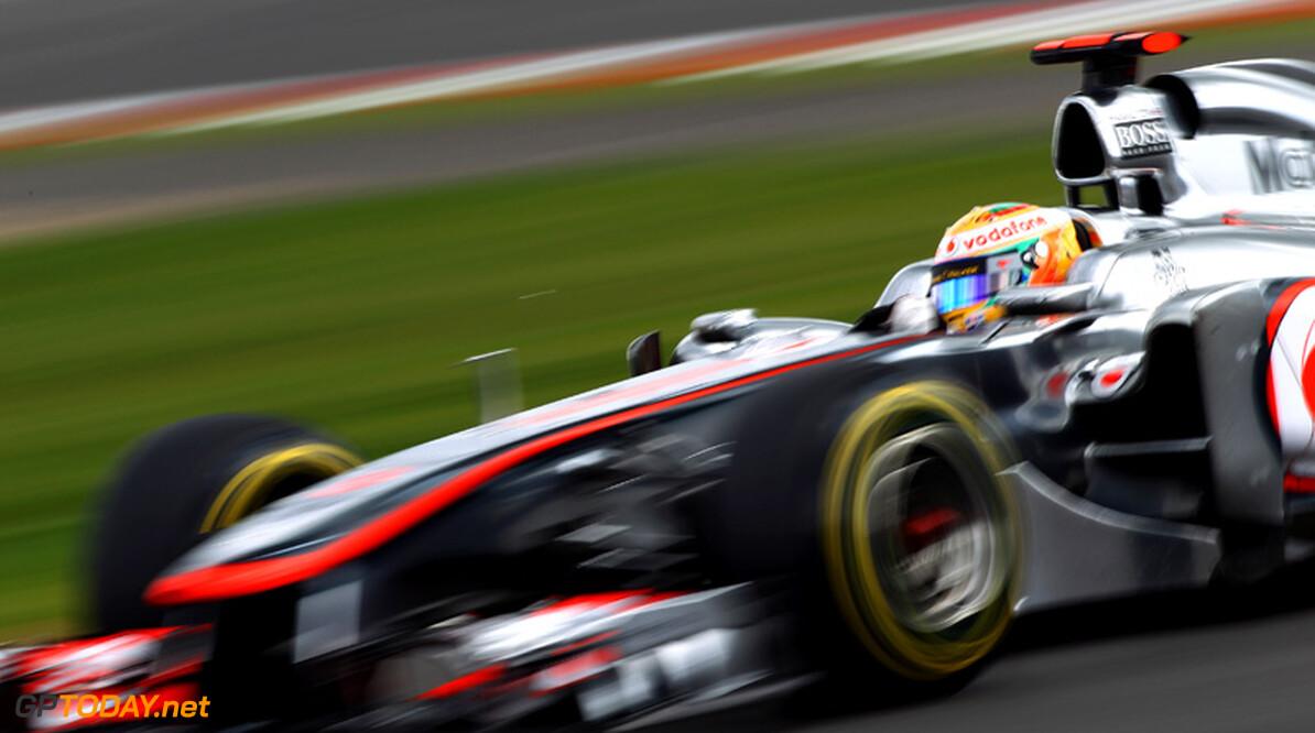"Hamilton: ""No way dat Massa de vierde plaats zou pakken"""