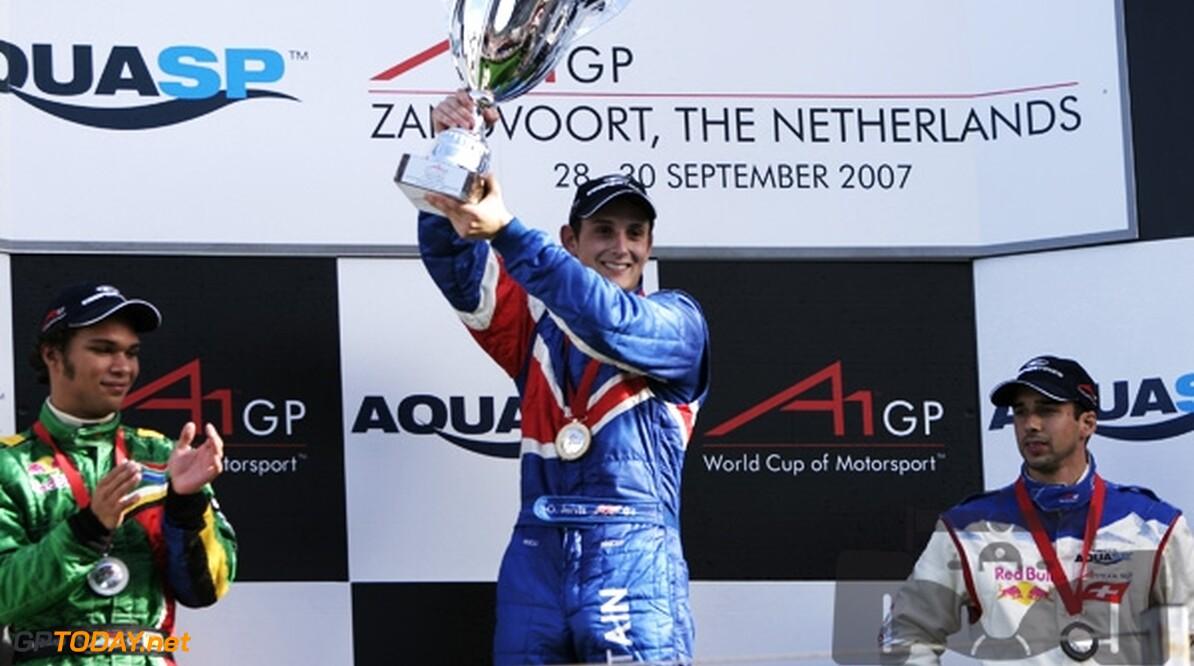 Engelsman Jarvis wint feature race op zonnig Zandvoort