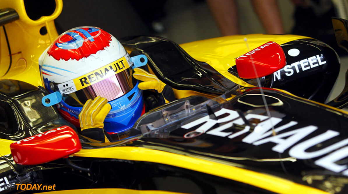 Eric Boullier ontkent financiële problemen voor Renault
