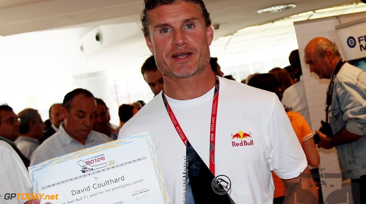 David Coulthard bevestigt deelname aan Race of Champions