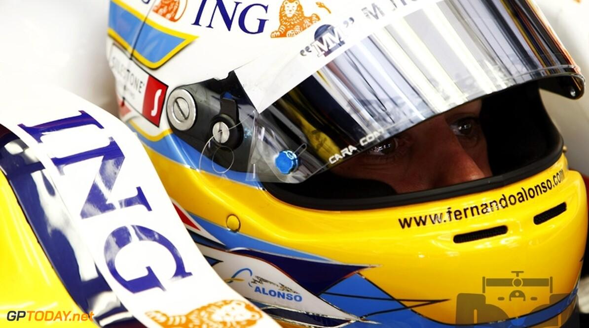 Alonso twijfelt over langer verblijf bij Renault