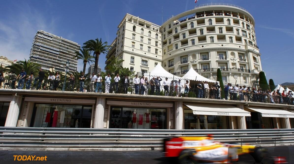 VT3: Alonso snelste voor Button en Kovalainen