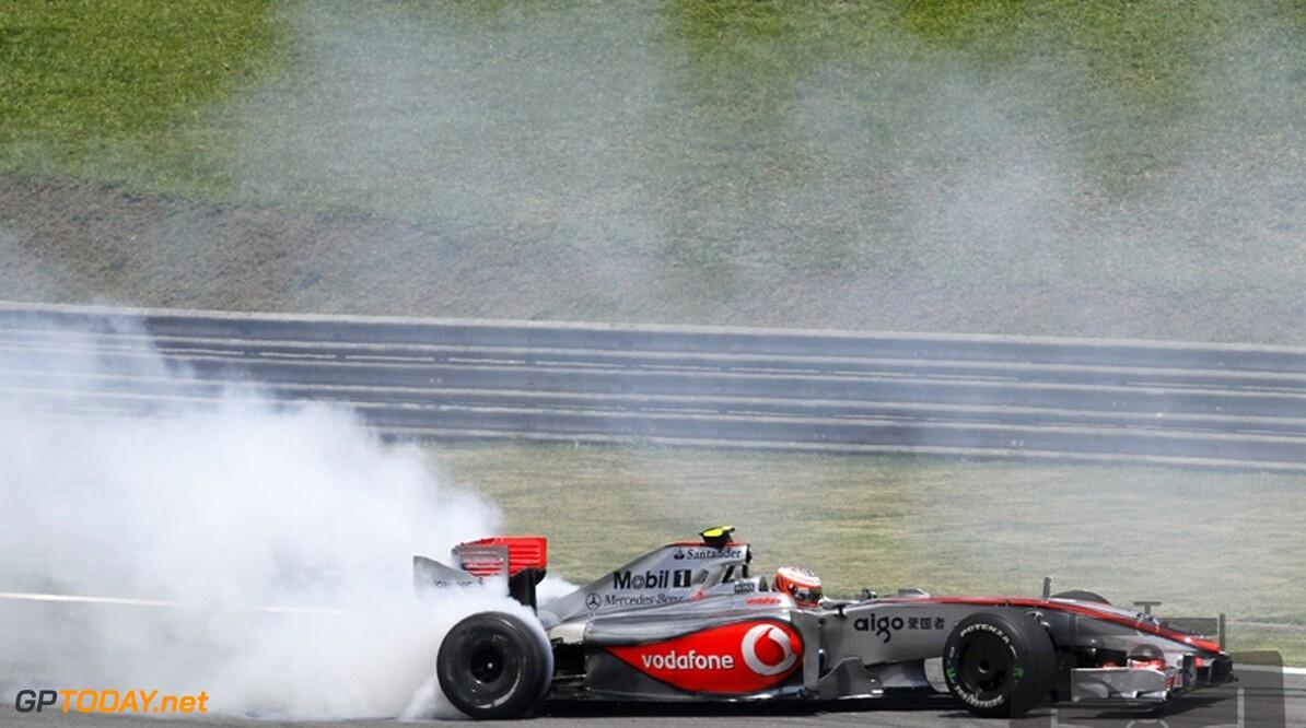 TAG Heuer zet sponsoring van McLaren voort