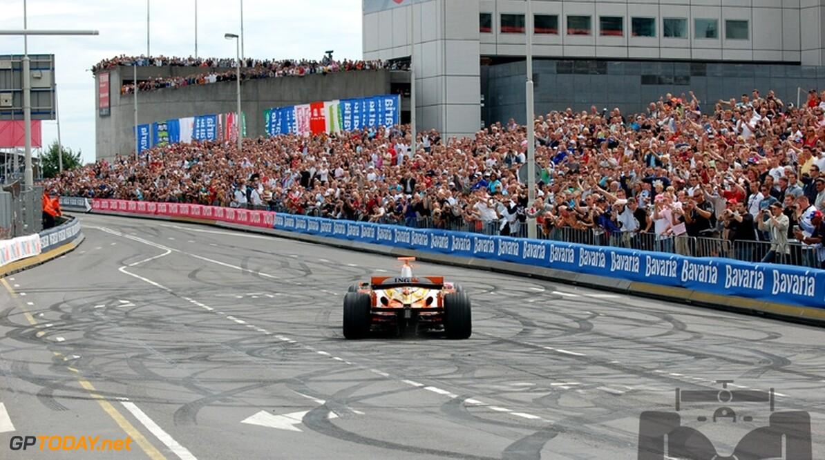 Programma Bavaria City Racing 2009 bekend