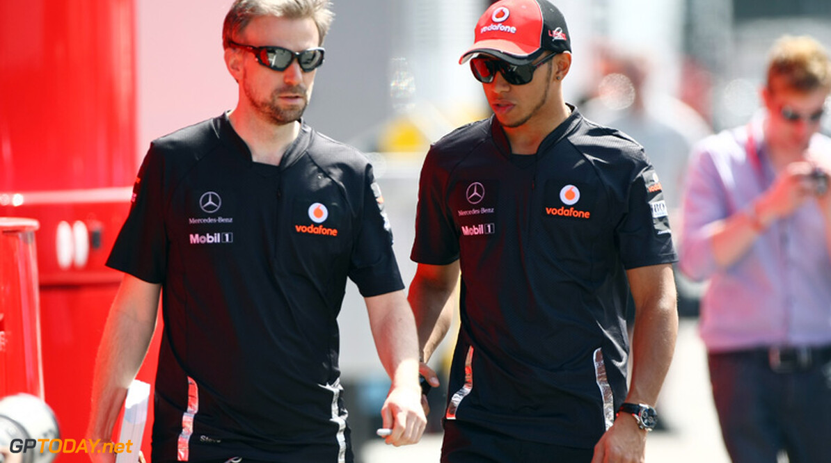 Hamilton en Alonso vinden nieuwe harde band helemaal niks