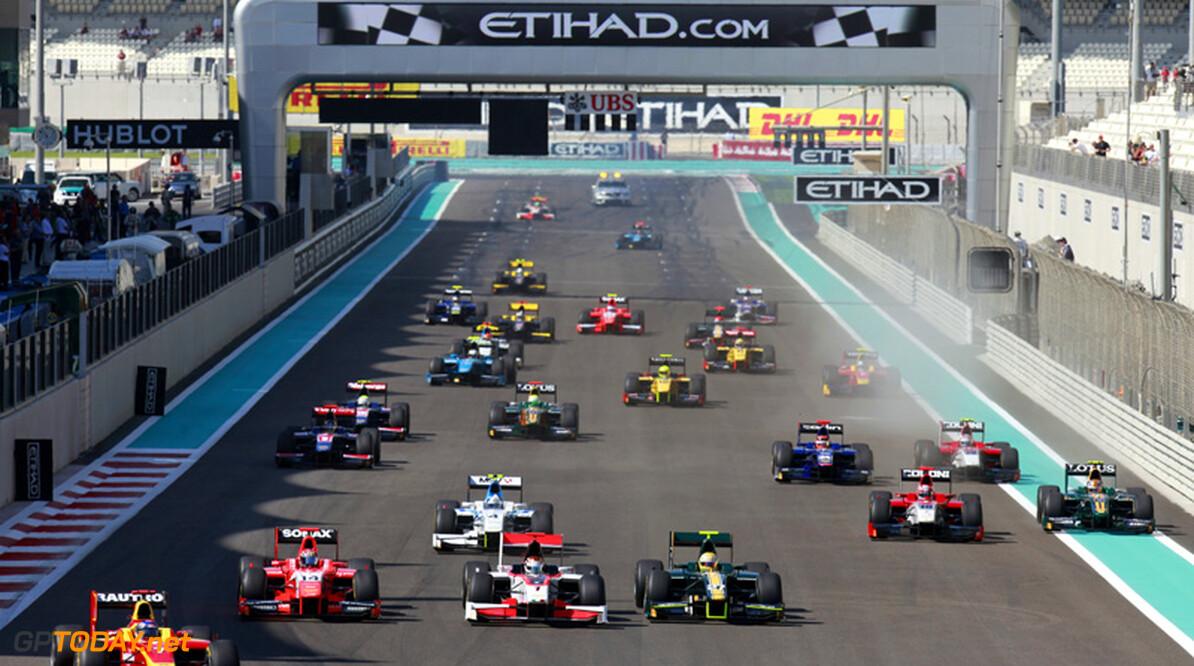 GP2 Series maakt datums voor tests in Jerez en Barcelona bekend