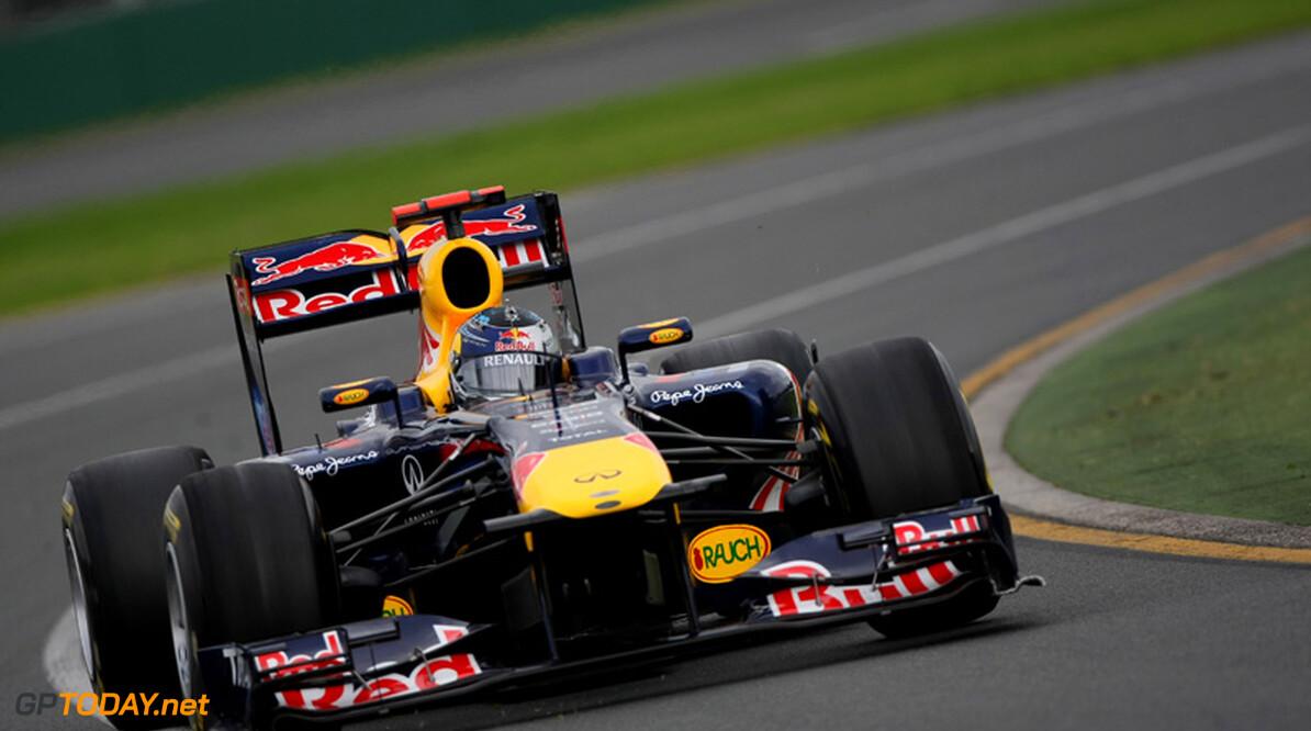 VT3: Red Bull Racing-duo domineert, zorgen bij de achterhoede teams