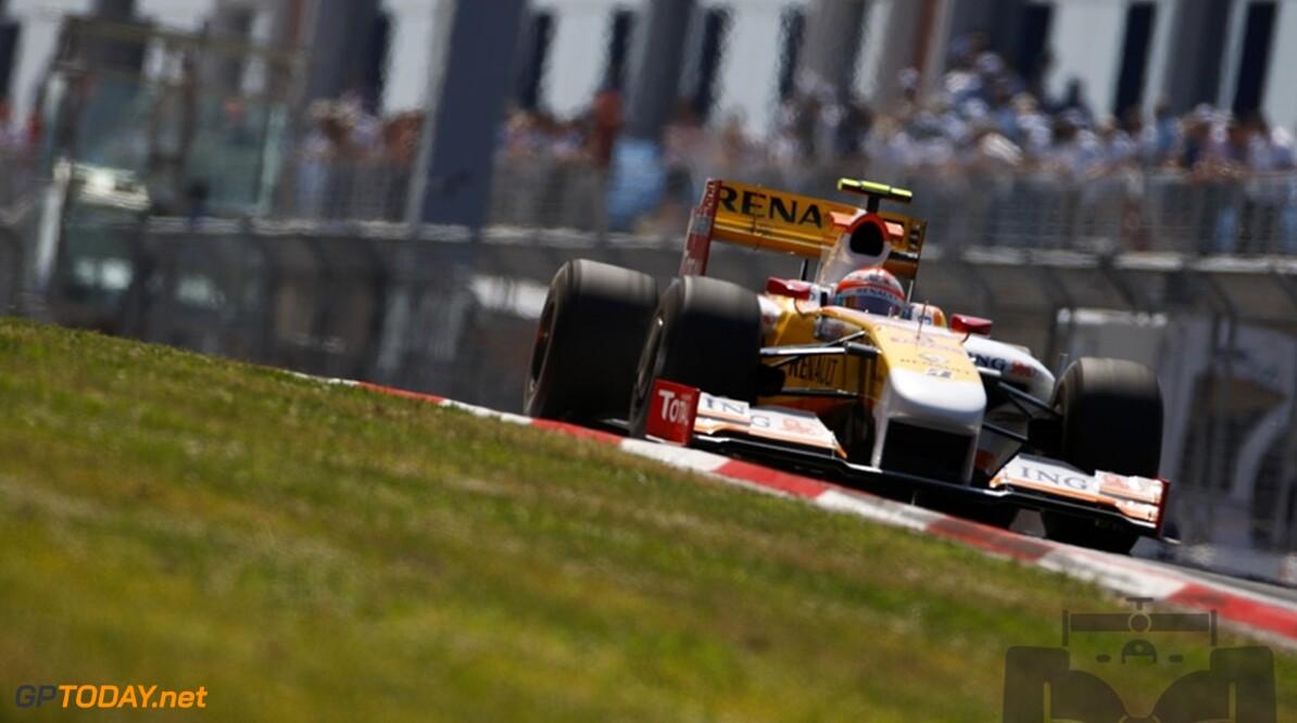 """Piquet: """"De snelheid voor punten was aanwezig"""""""