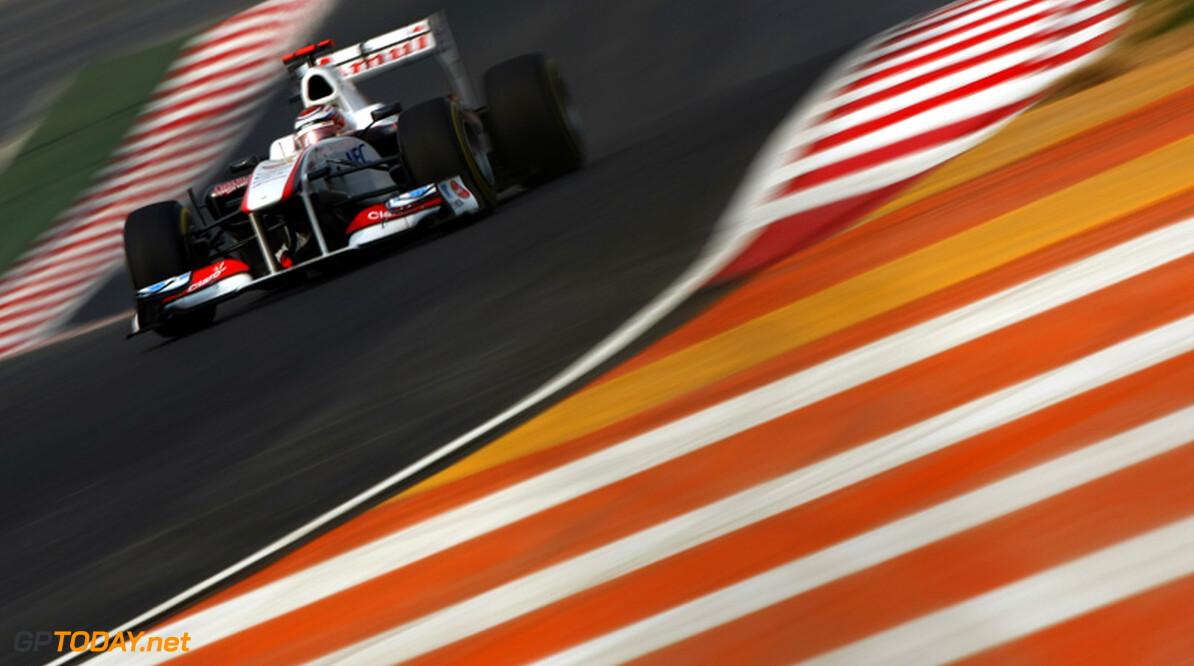 Sauber meet zich nieuwe aanpak aan voor set-up in Abu Dhabi