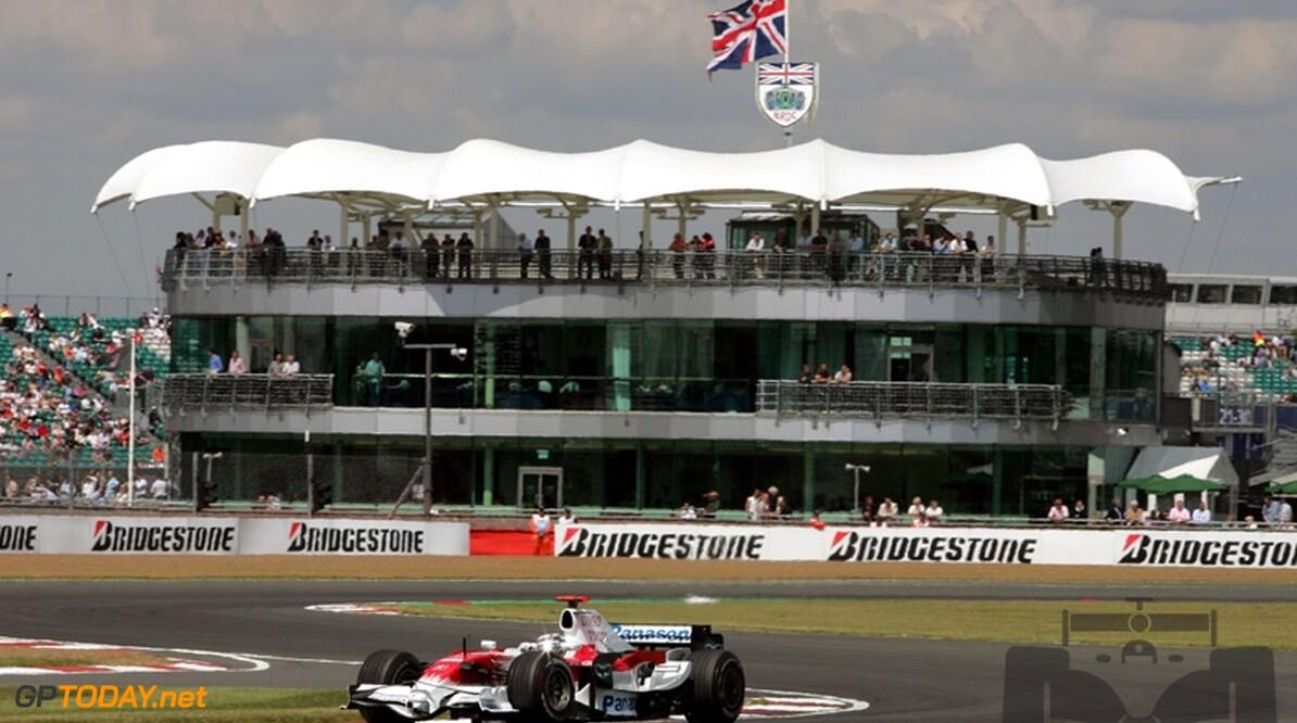 Ecclestone sluit terugkeer Britse Grand Prix op Silverstone uit