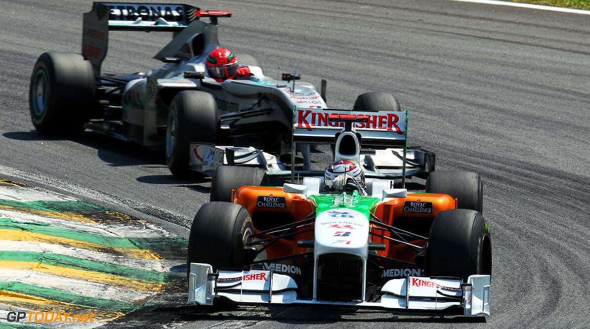 Exclusief: Sutil dicht bij contract als reservecoureur Mercedes GP