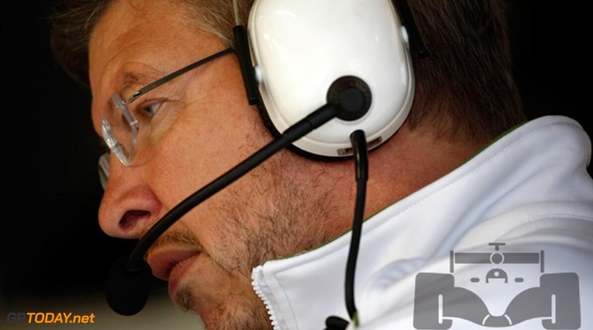 """Ross Brawn: """"Vereerd om Mercedes te vertegenwoordigen"""""""