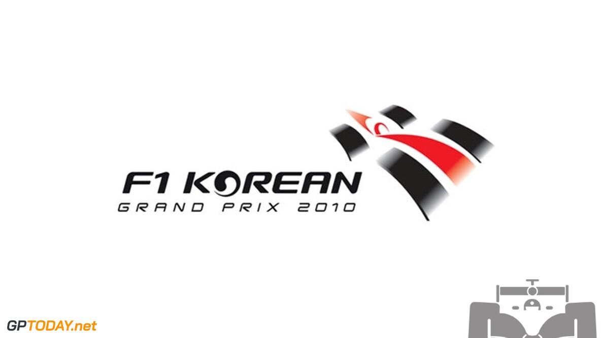 Zuid-Korea op schema met voorbereidingen op eerste Grand Prix
