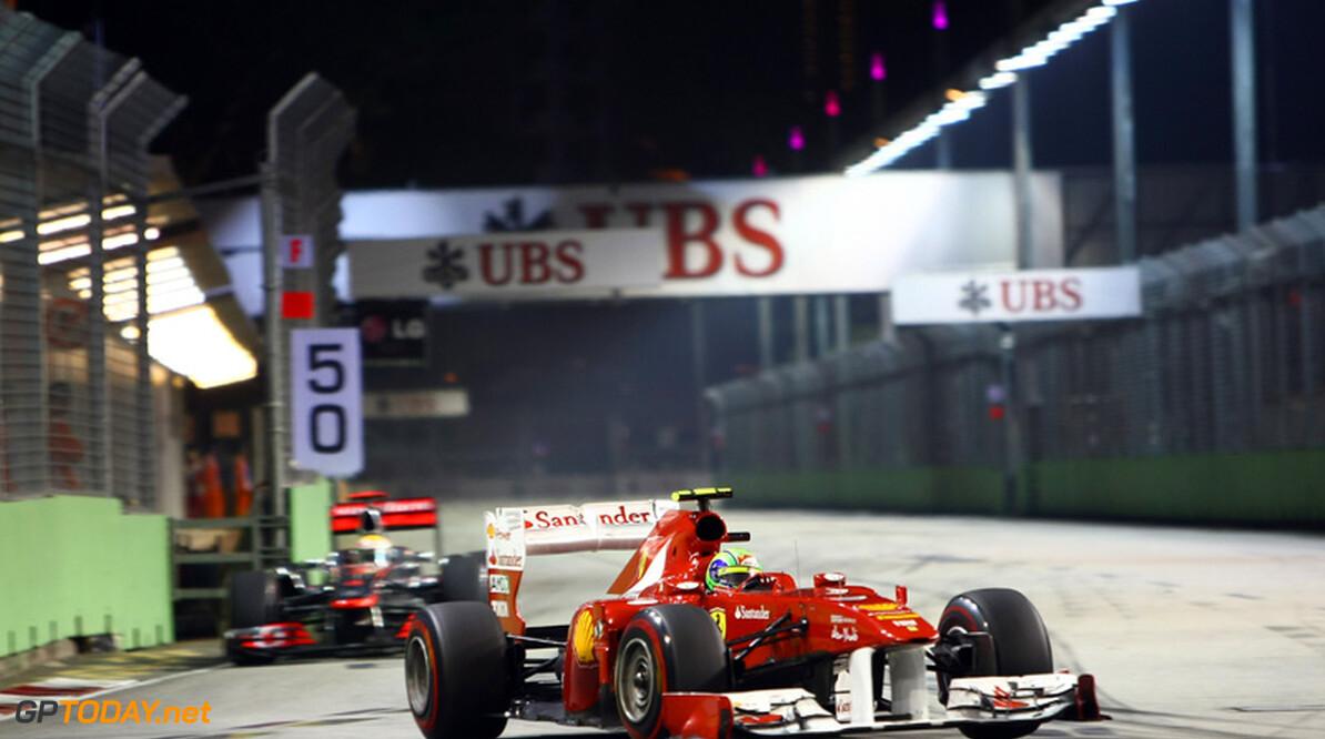 Boodschap boordradio stookt vuurtje tussen Massa en Hamilton op
