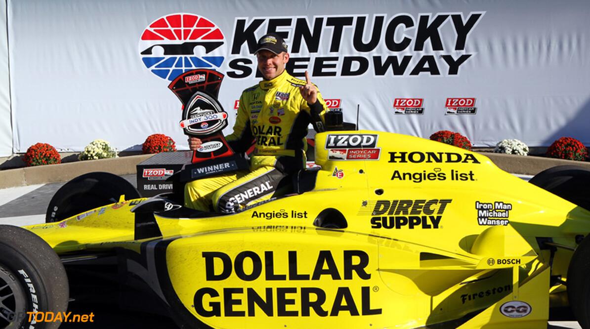 Ed Carpenter richt eigen team op voor IndyCar-seizoen 2012