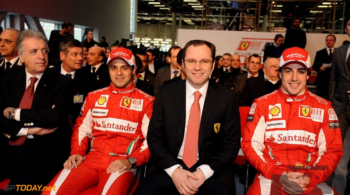 'Alonso was Massa's grote probleem bij Ferrari'