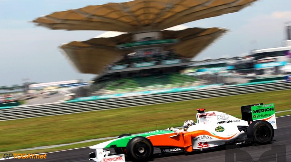 Sutil vertrouwt op betere tijden voor Force India