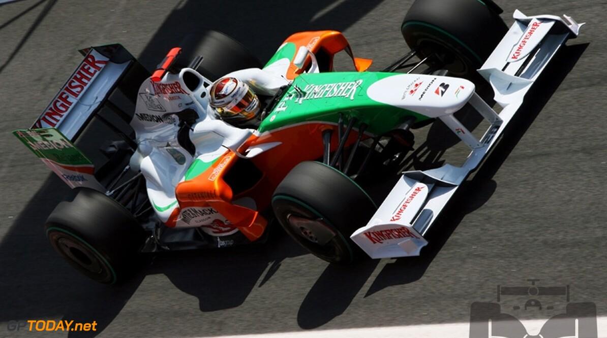 Adrian Sutil wil opgeleefd Force India niet verlaten