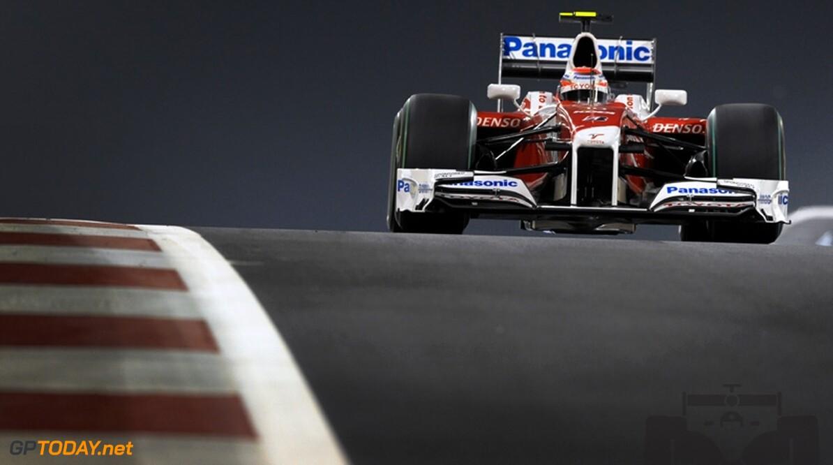 """""""Toyota maakt morgen vertrek uit Formule 1 bekend"""""""