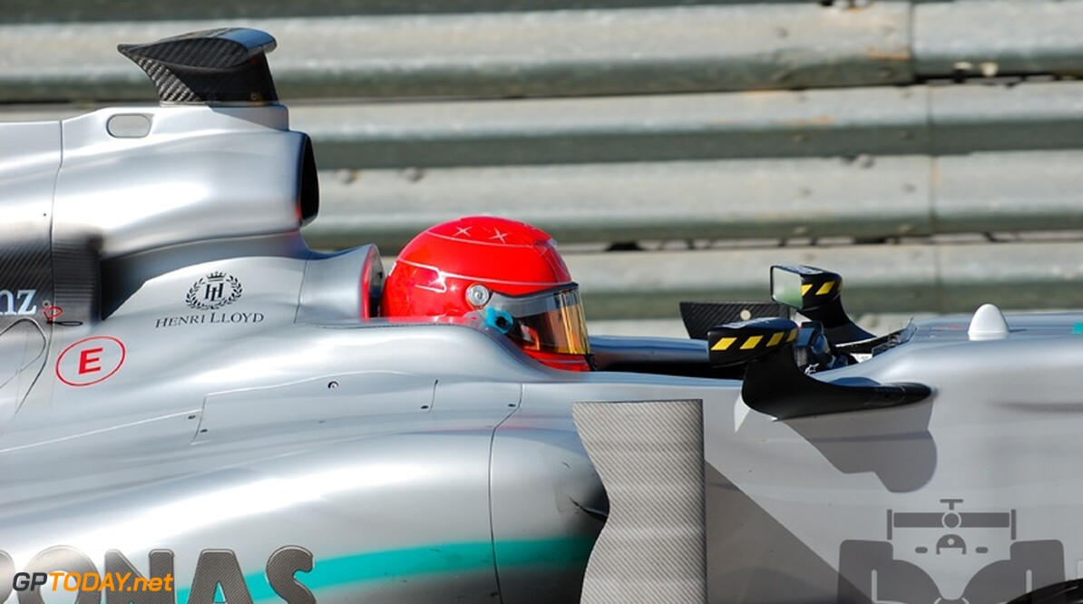 "Ross Brawn: ""Schumacher is geen spat veranderd"""