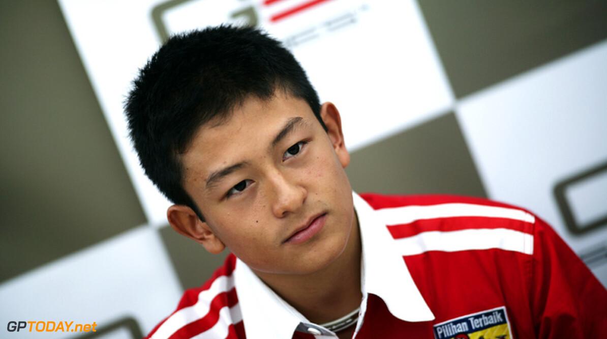 17-jarige Ryo Haryanto verdient Formule 1-test bij Virgin