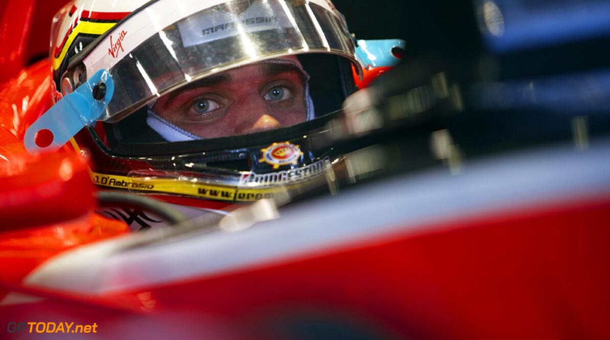 Van der Garde niet in line-up Virgin voor young driver-test