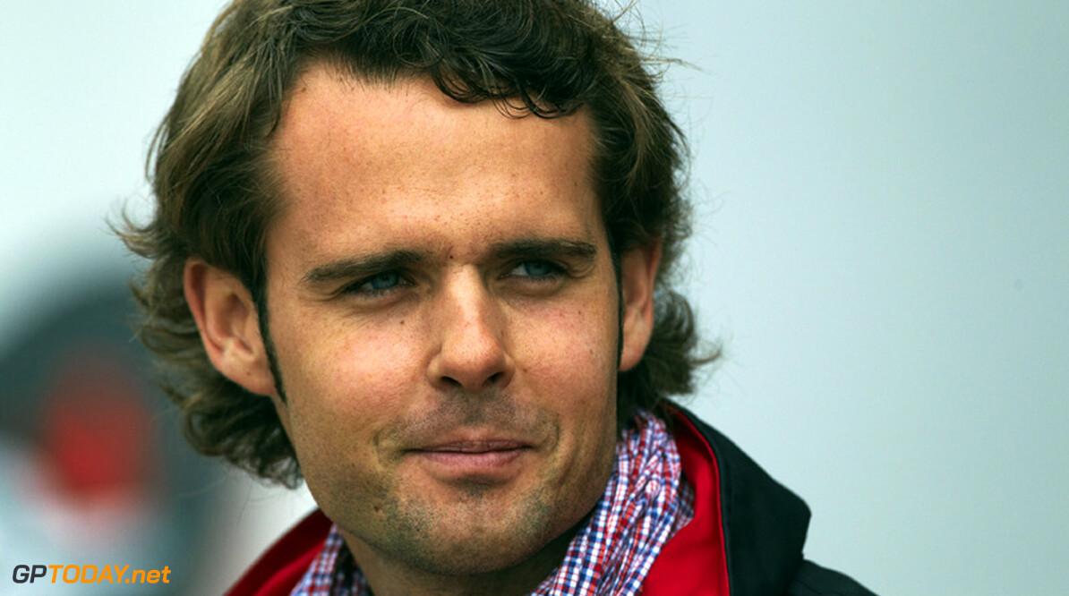 """Soucek: """"De prijs voor een stoeltje in Formule 1 is niet normaal meer"""""""