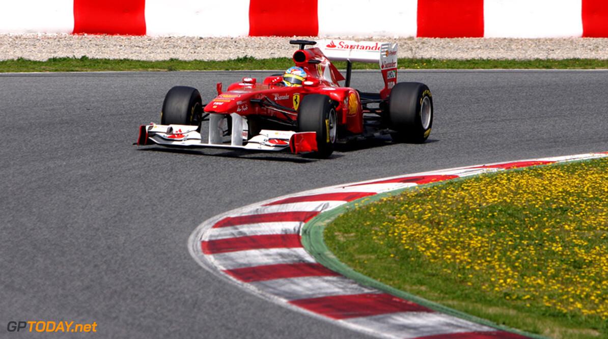 """Alonso: """"McLaren in Australië gewoon in de buurt van podium"""""""