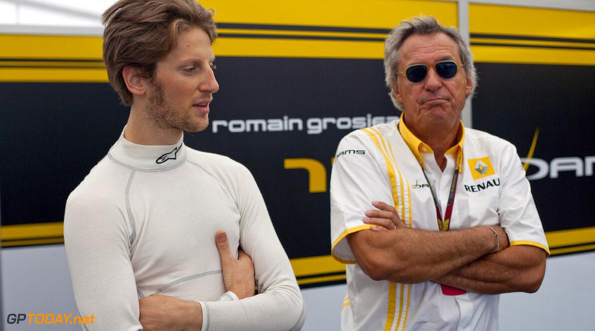'Renault haalt Romain Grosjean terug als derde rijder'