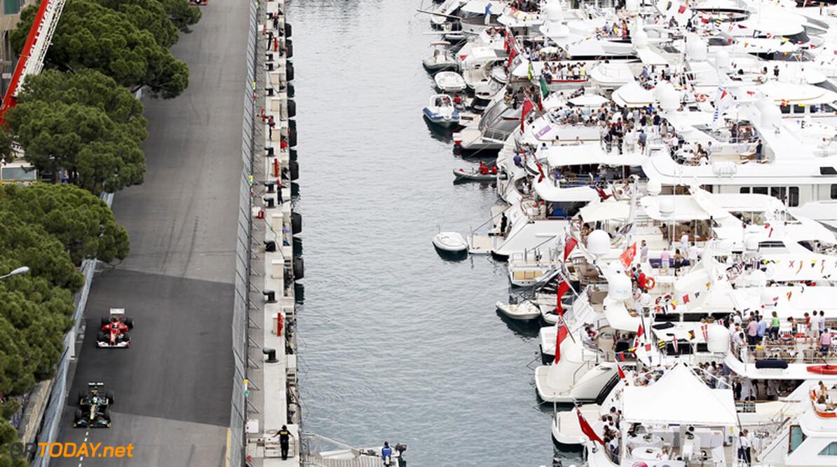 McNish in plaats van Prost als extra steward in Monaco