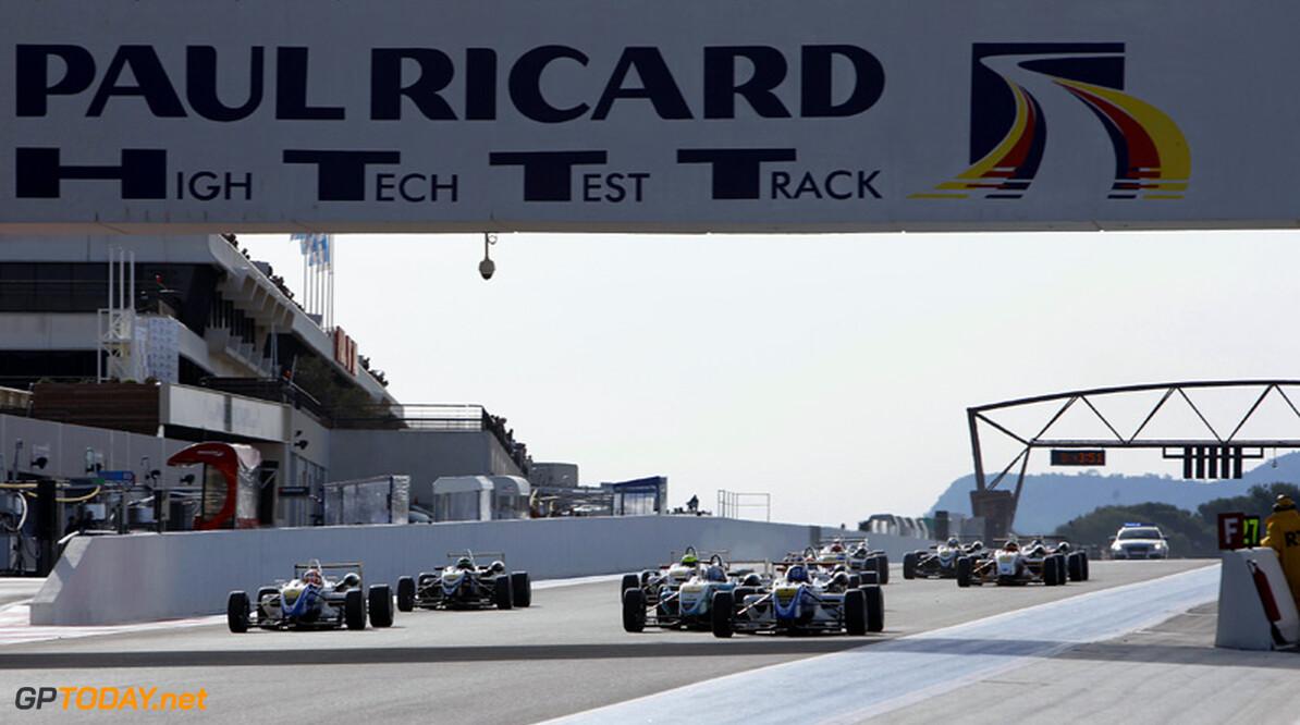 Frankrijk brengt alles in gereedheid voor Grand Prix in 2013