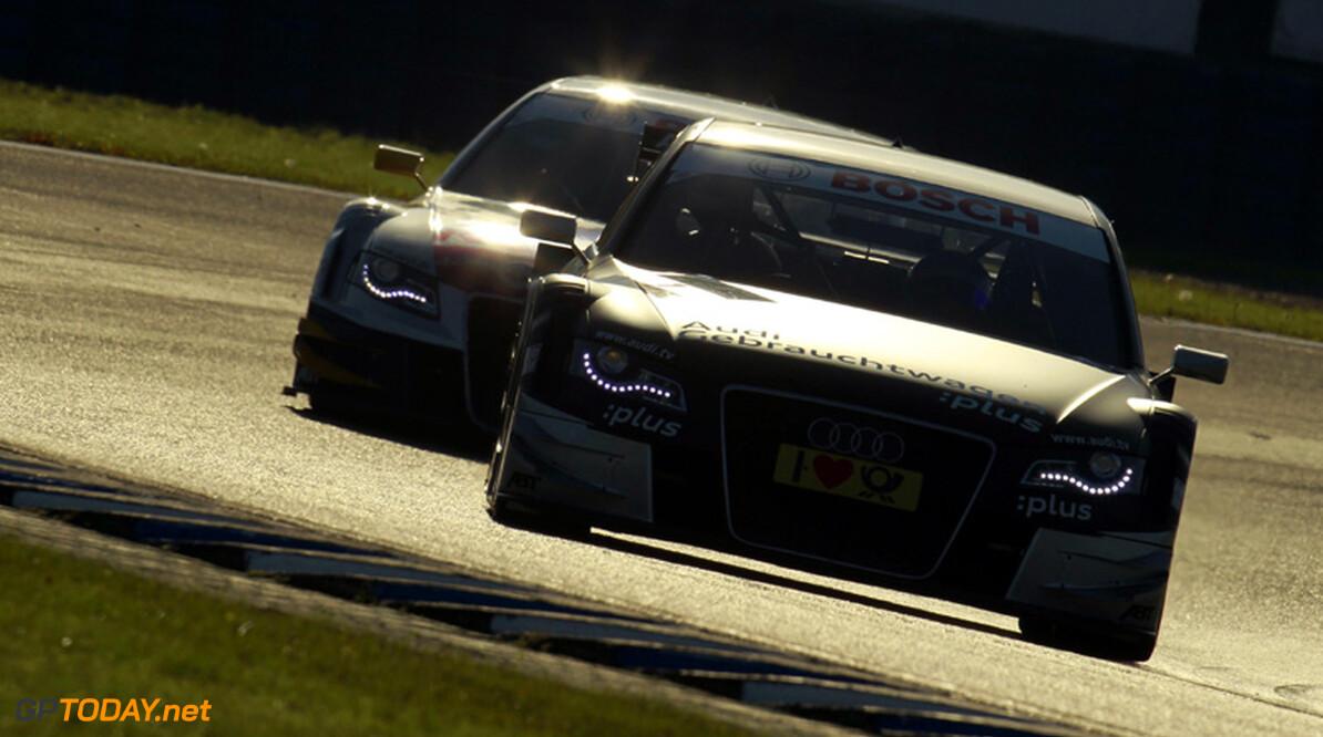 Audi in 2011 weer met negen auto's, line-up in januari bekend