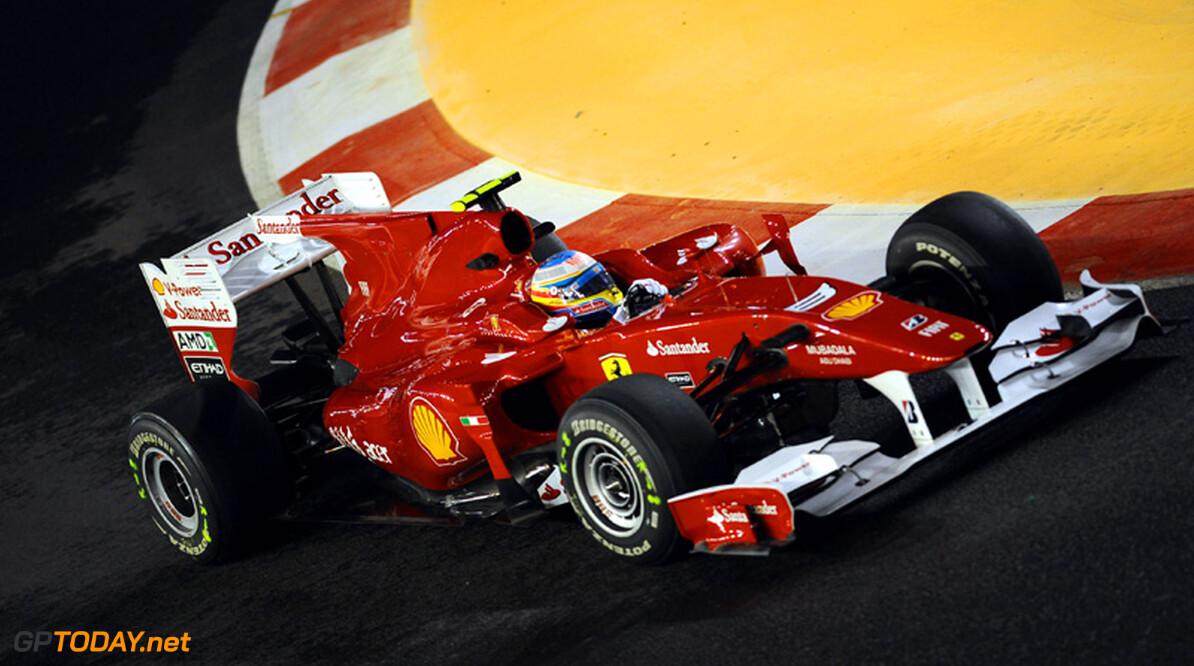 "Ferrari: ""Keuze om op Alonso te focussen was de juiste"""