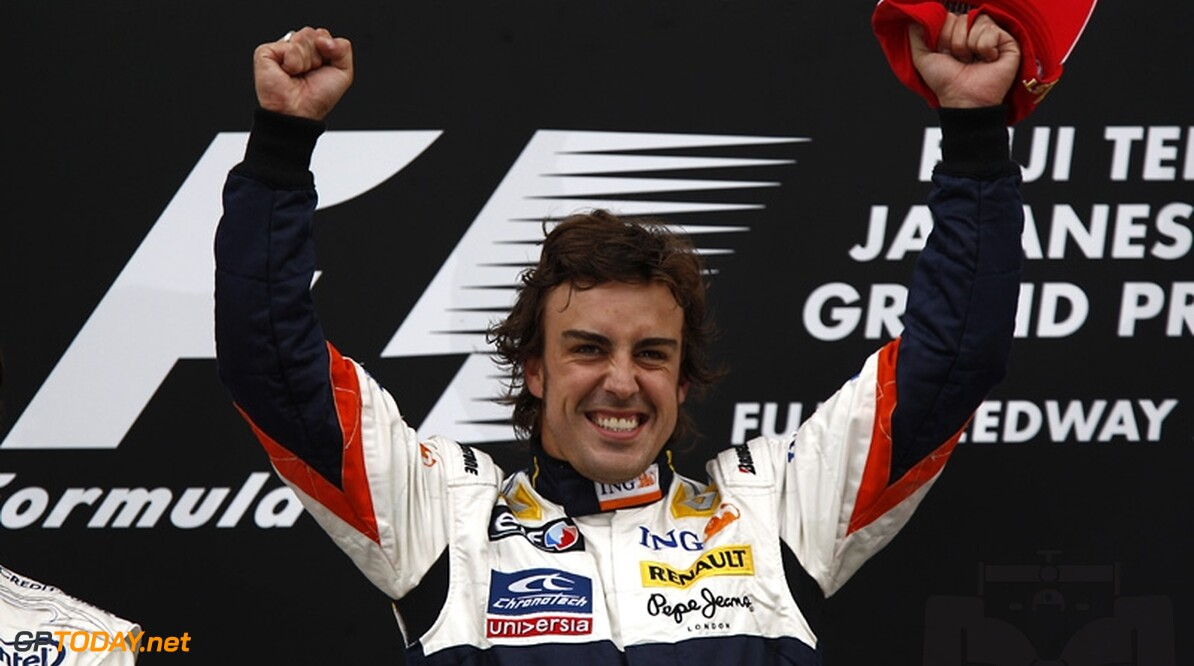 Alonso gelooft in winstkansen voor China en Brazilië