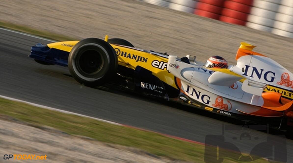 ING geniet na van eerste jaar als hoofdsponsor van Renault