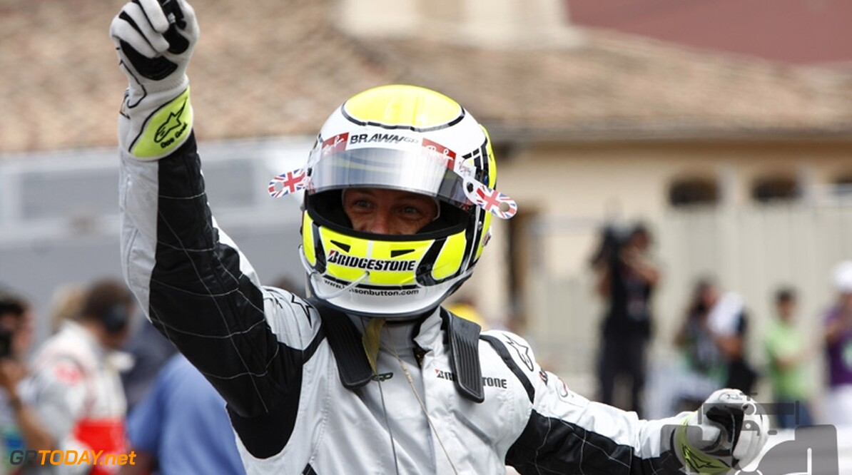 Autosport Awards voor Button, Dennis, Newey en Ferrari