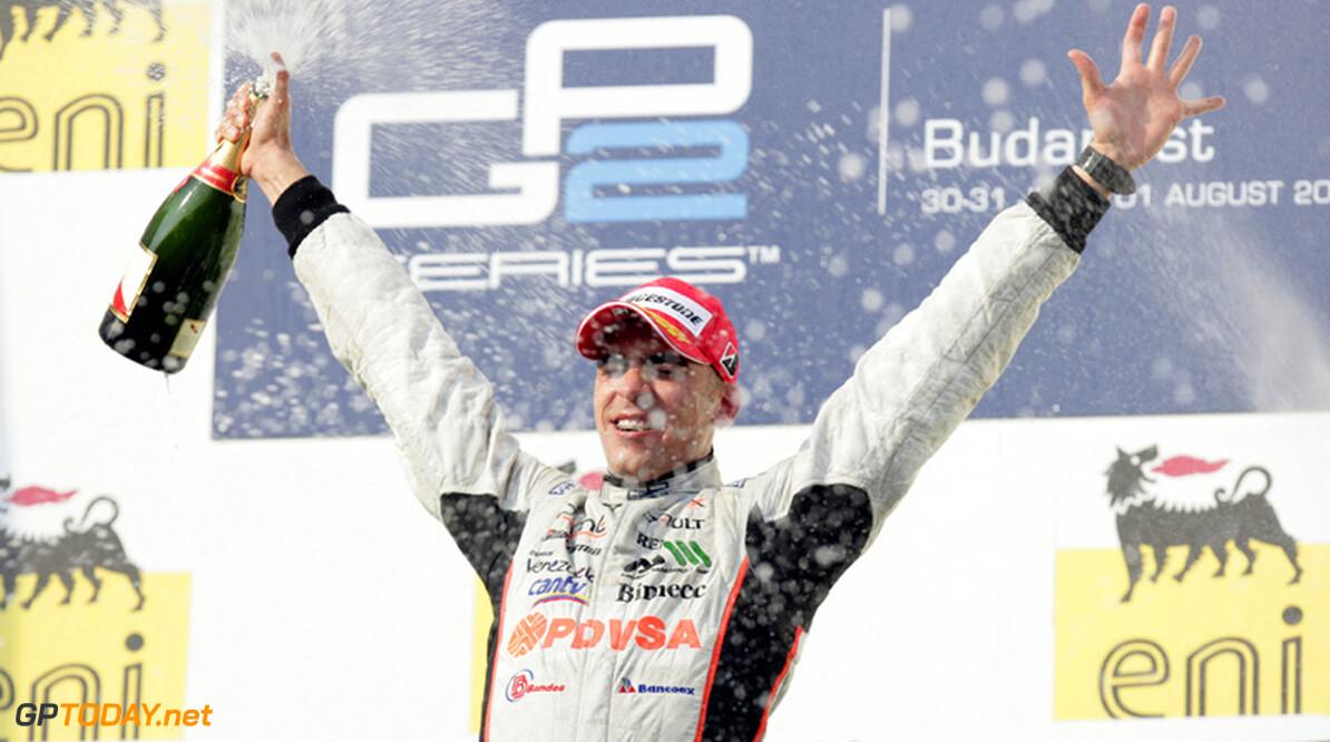 Vietoris sterkste in tweede race, Maldonado GP2-kampioen